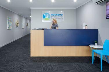Rosebud Reception
